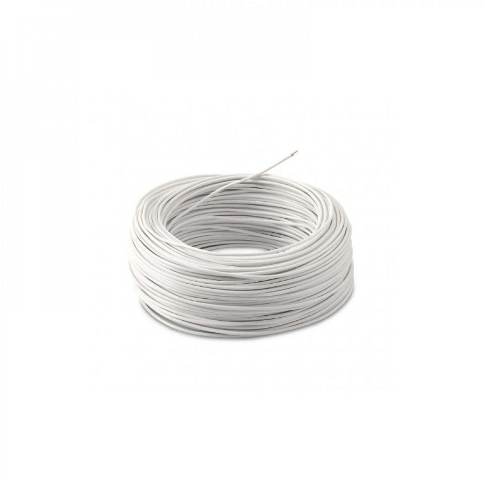 Alambre Elect Nya 15mm Blanco R100mt (10003344)