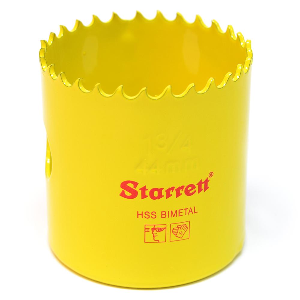Sierra Copa Bimetal Starrett 29 Mm - 1 1/8