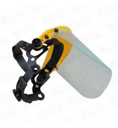 Protector Facial C/base Visor Claro 8 X 12 Parkson