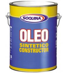 Oleo Sint Construc Naranja 1gl