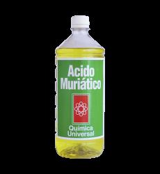 Acido Muriatico 1lt. Qu (60145)