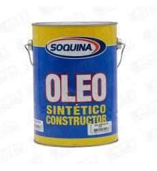 Oleo Sint Construc Azul 1gl