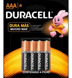 Pila Duracell Chica Aaa-4 Cod-13265073