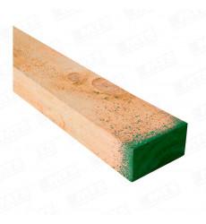 Pino Dimensionado Bruto Verde 2x3x3.20