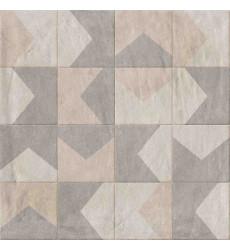 Porcelanato Lille Deco Beige 58x58 (1.68xcj)40