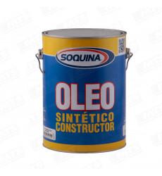 Oleo Sint Construc Blanco 1gl