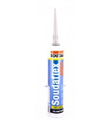 Sellador Soudal Poliuretano 300ml 40fc Gris