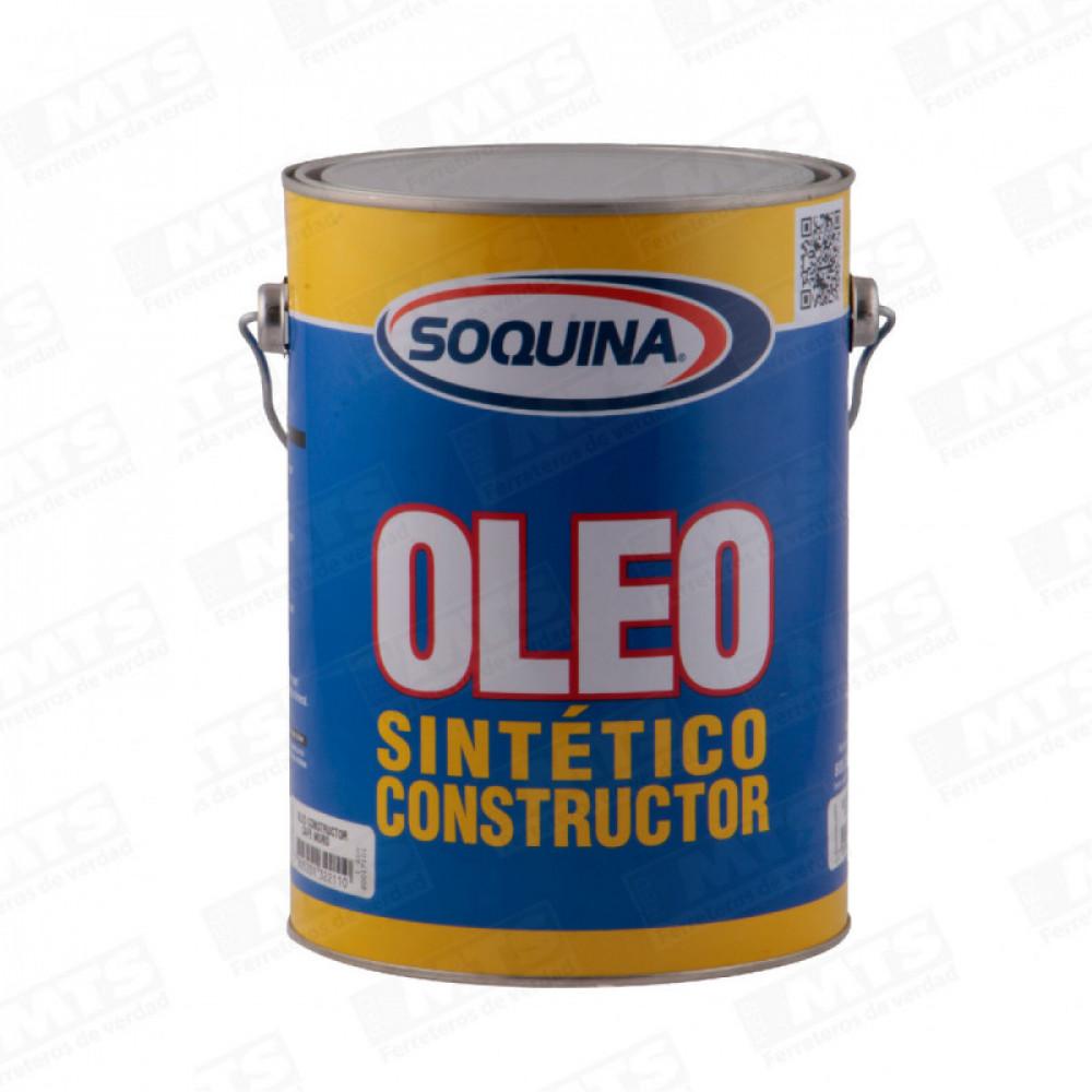 Oleo Sint. Constructor Marfil Gl  20016601