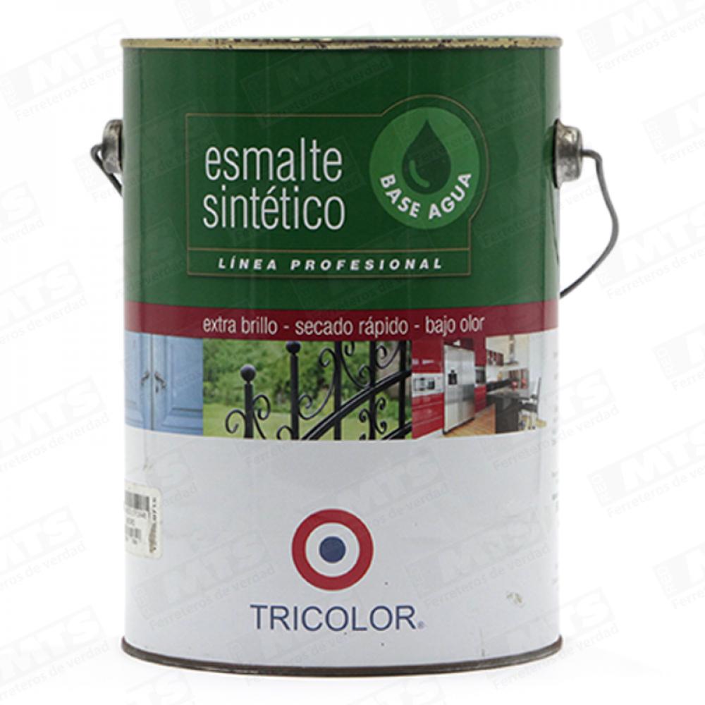 Esmalte Sintetico Base Agua Blanco 1gl (963300001)