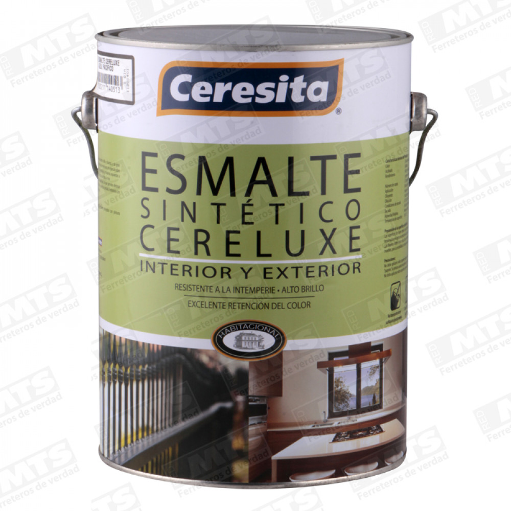 Esmalte Cereluxe Negro Gl 10134901