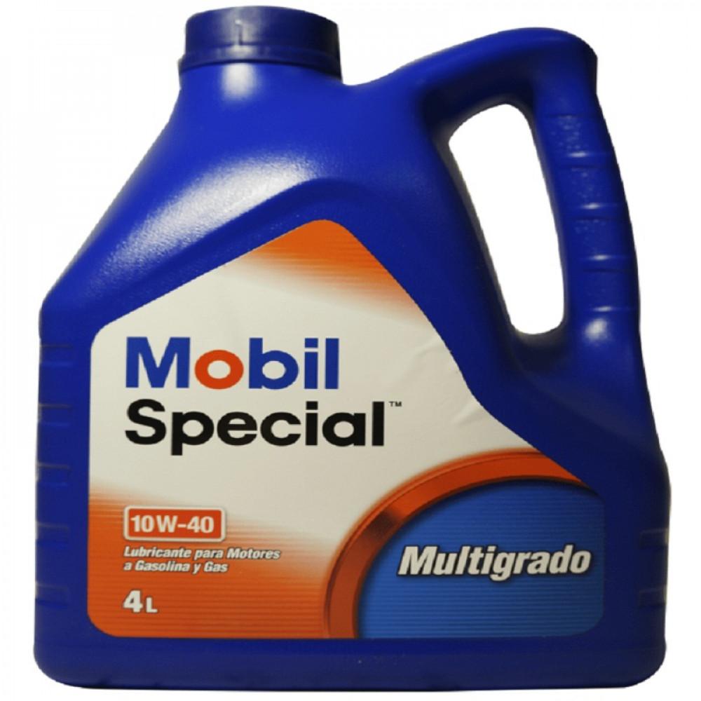 Aceite Esp. 10 W40 Gl. Mobil