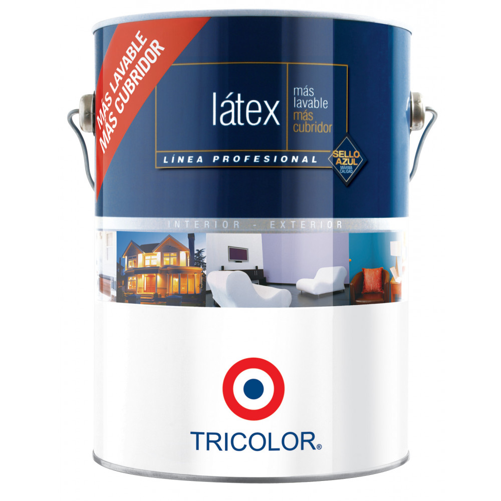 Latex Prpfesional Tinto Base A 4gl Plastico