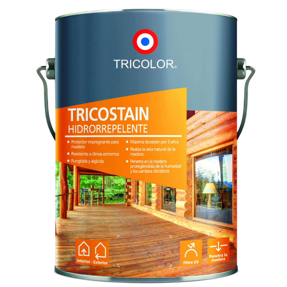 Tricostain Tricolor Caoba 1/4 Gl (8751730103)