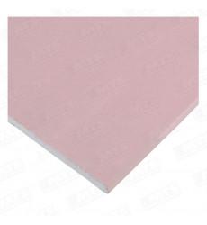 Placa Yeso/carton Rf 12.5mm 1.20x2.40mt 33.98