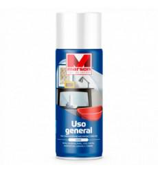 Pint. Spray Marson Esmalte Blanco Brillante 485ml
