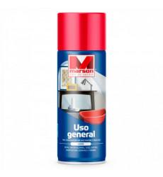 Pint.spray Marson Rojo Vivo 485ml S31rv75
