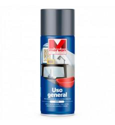 Pint.spray Marson Gris Maq. 485ml