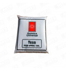 Yeso Bolsa 5kg. Qu (85866)