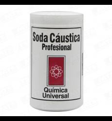 Soda Caustica Pote 1kg. Qu (94788)