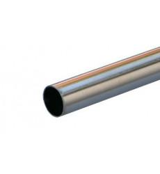 Tubo Crom Rizado 1/2x2,5mt (20250)