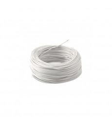Alambre Elect Nya 1.5mm Blanco R100mt (10003344)