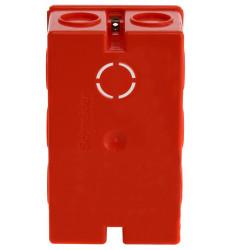 Caja Deriv Emb Naranja 050081004*