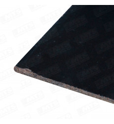 Durolac Unicolor Negro 3mm 1.52x2.44 (988344)