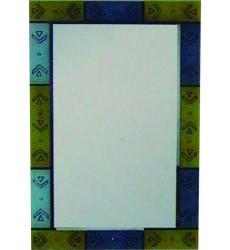Espejo 60x90 Rect.c/franja Laterales (151609021n)