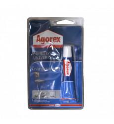 Adhesivo Agorex Transp Pomo 20cc 284637*