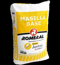 Masilla Base Romeral 25kg