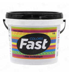 Latex Antihongo Celeste 4 Lt  Fast