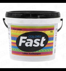 Latex Antihongo Verde Agua 4 Lt  Fast