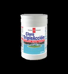 Cloro Tripleaccion 1 Kilo