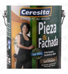 Pintura Pieza Y Fachada Blanco 1gl 1350001