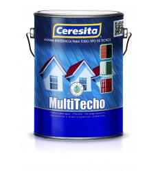 Pintura Multitecho Negro 1gl 11370201