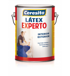 Latex Exp. Blanco Tineta 4gl (11402130)