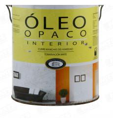 Oleo Opaco Base Blanco 1gl 1447001