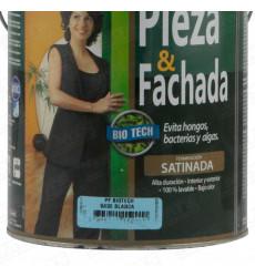 Pintura Pieza Y Fachada Base Blanco 1gl 1448001