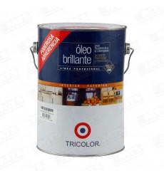 Oleo Opaco Blanco 1gl Tricolor 8410027101