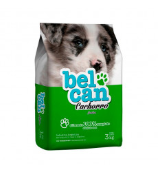 Alimento Perro Belcan Junior 3kg