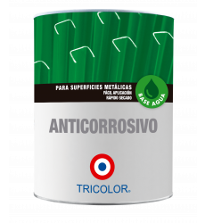Anticorrosivo Base Agua  Negro 1/4 Gl (9635890003)