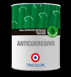 Anticorrosivo Base Agua Negro 1 Gl (9635890001)