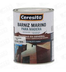 Barniz Marino C/tinte Caoba 1gl