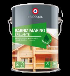Barniz Marino Base Agua Caoba 1 Gl(9634730101)