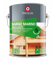 Barniz Marino Base Agua Maple 1/4 Gl(9634269003)