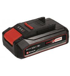 Bateria Power X-change 18v. 2.5 Ah. Einhell