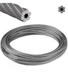 Cable Acero Galv 1/8 (160150)