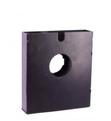 Caja Metalica Negra Universal Bolsa