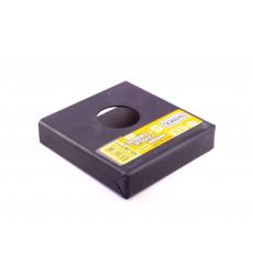 Caja Sobreponer Electrica Caja Negra Met.02n