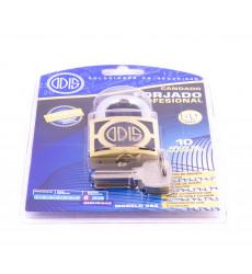 Candado Mod. 350 Con Sensormatic Bronce Odis